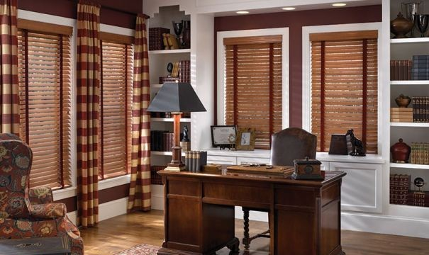 Wooden-Library-Blinds